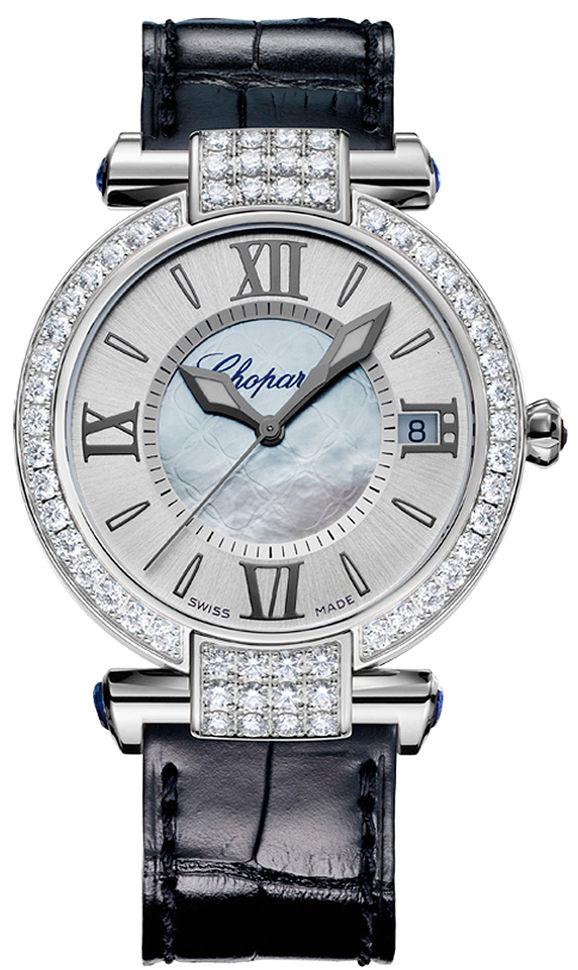 Часы, Cartier, коллекция Ballon Bleu De Cartier, корпус выполнен из розового золота и стали, цена по запросу. Салон Classic Time ТК «Гостиный Двор».