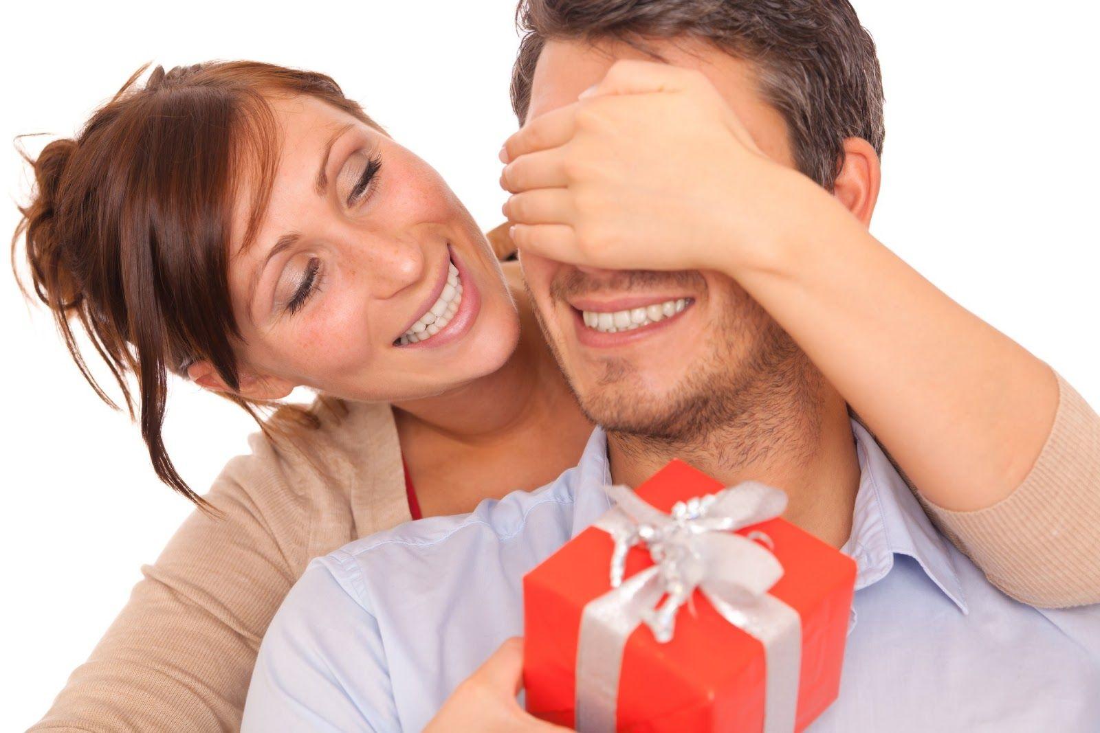 Как сделать так, чтобы мужчина захотел дарить подарки? - Elle 26