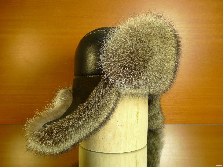 мужские зимние шапки из меха швы термобелье