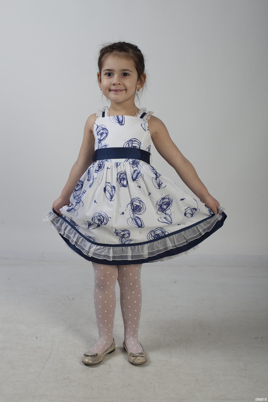 Нарядное платье для девочки 3-4 года фото