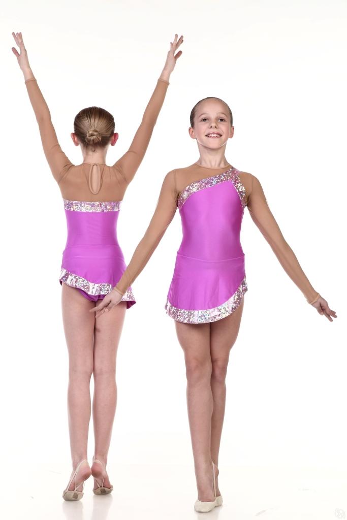 Купальник с юбкой для танцев цены