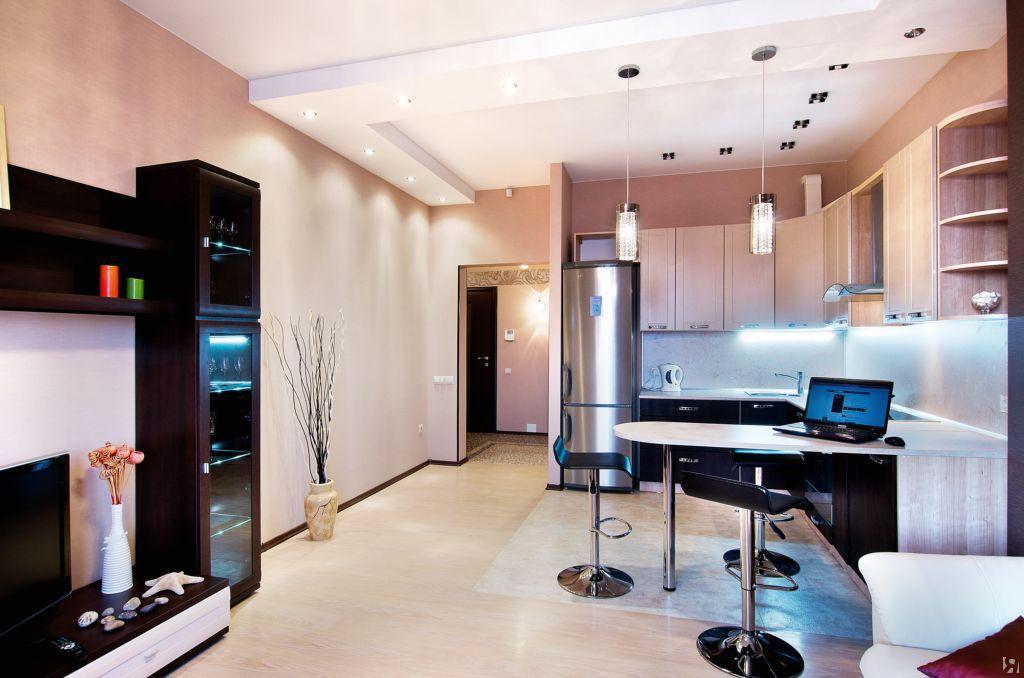 Дизайн кухни 30 квадратов с