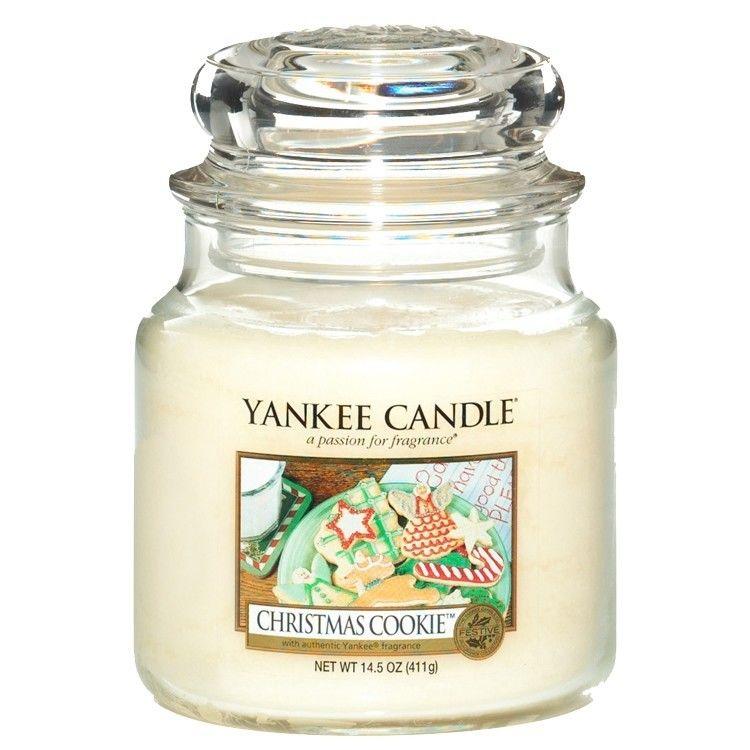 Ароматическая свеча «Рождественское печенье», Yankee Candle, 1999 руб.